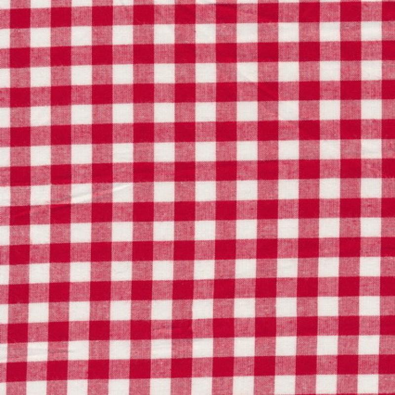 Køkkentern rød-hvid, 9x9 mm.-33