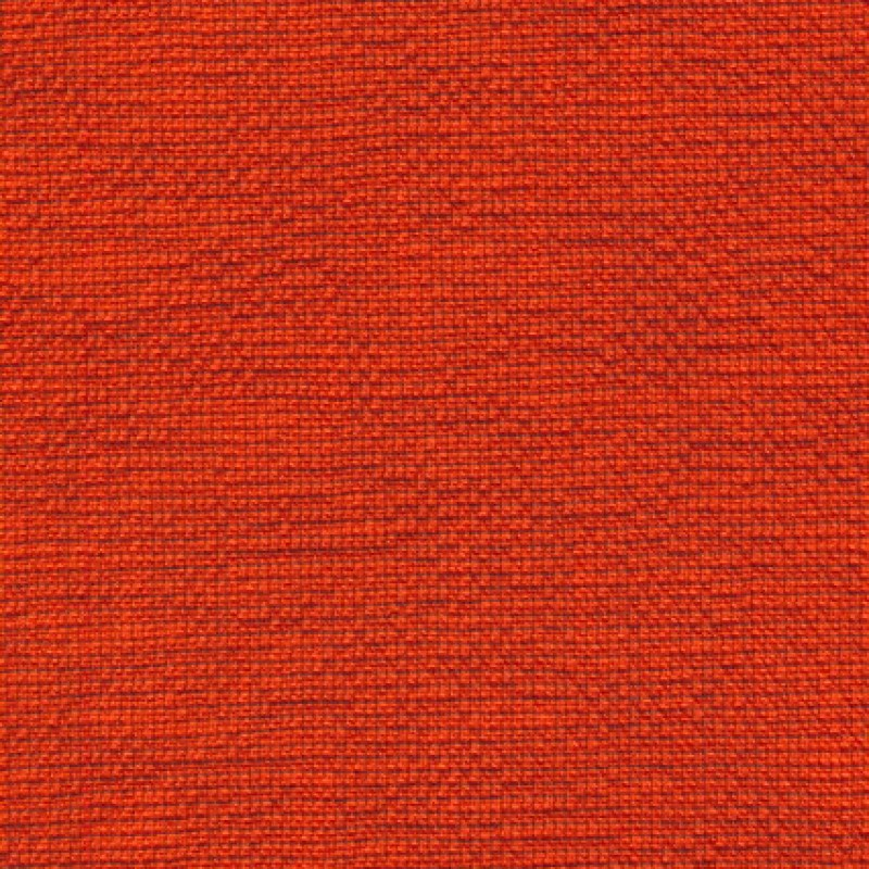Rest Grovvævet tweed bomuld/polyester orange/grøn, 68 cm.-35