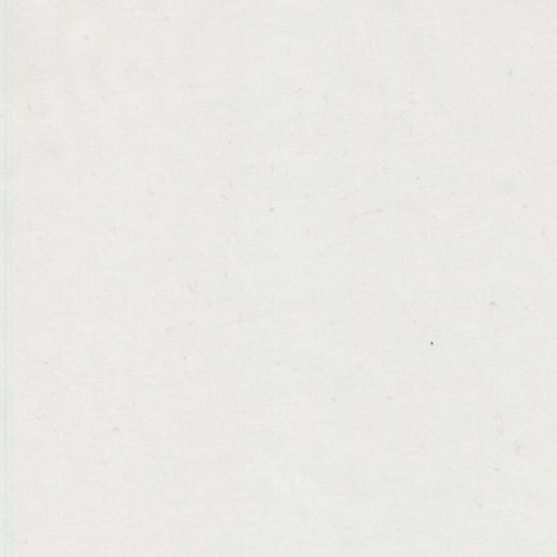 Bomuld m/stræk, knækket hvid