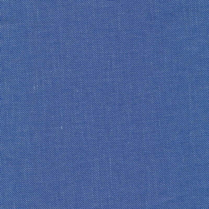 Meleret bomuld denim/lyseblå-35