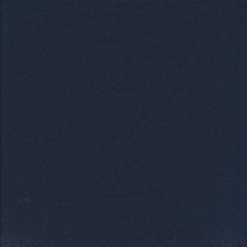 Rest 100% bomuld mørkeblå denim 55 cm.-36
