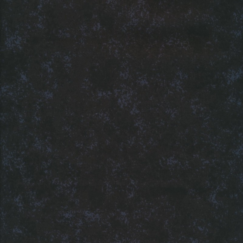 Bomuld batik i sort og koksgrå-36