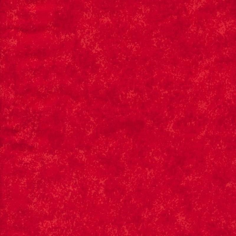 Bomuld batik i rød-310