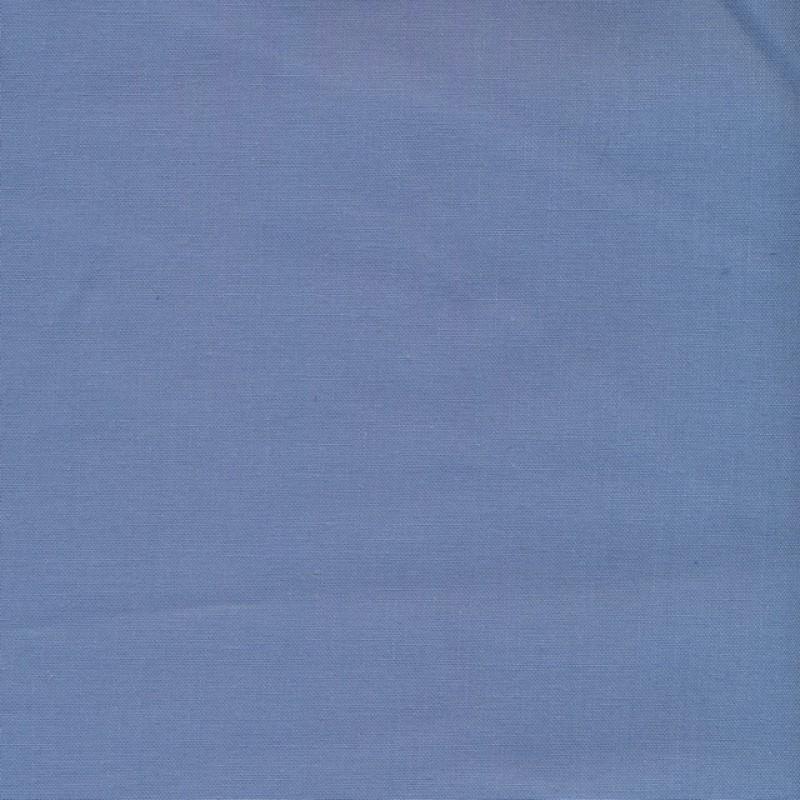 100% bomuld økotex i støvet lyseblå/denim-314