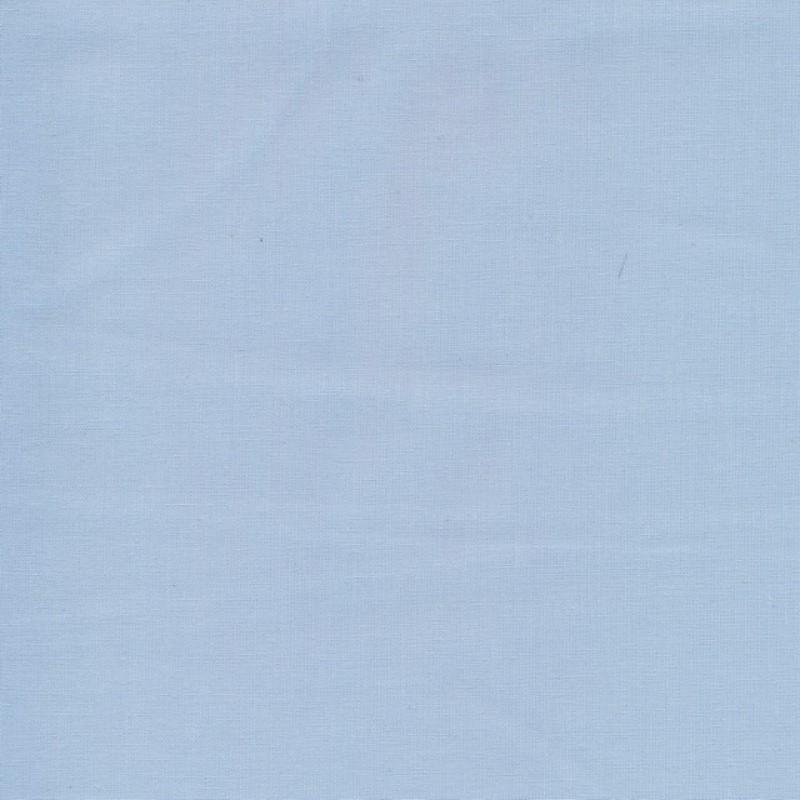 100% bomuld økotex i babylyseblå-315