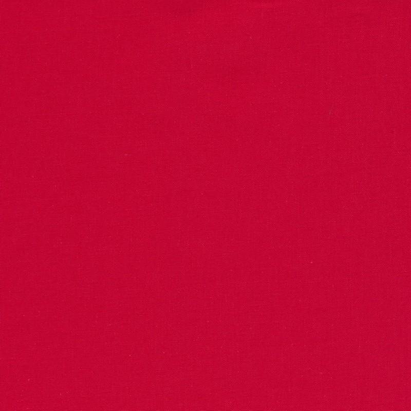 100% bomuld økotex i rød-335
