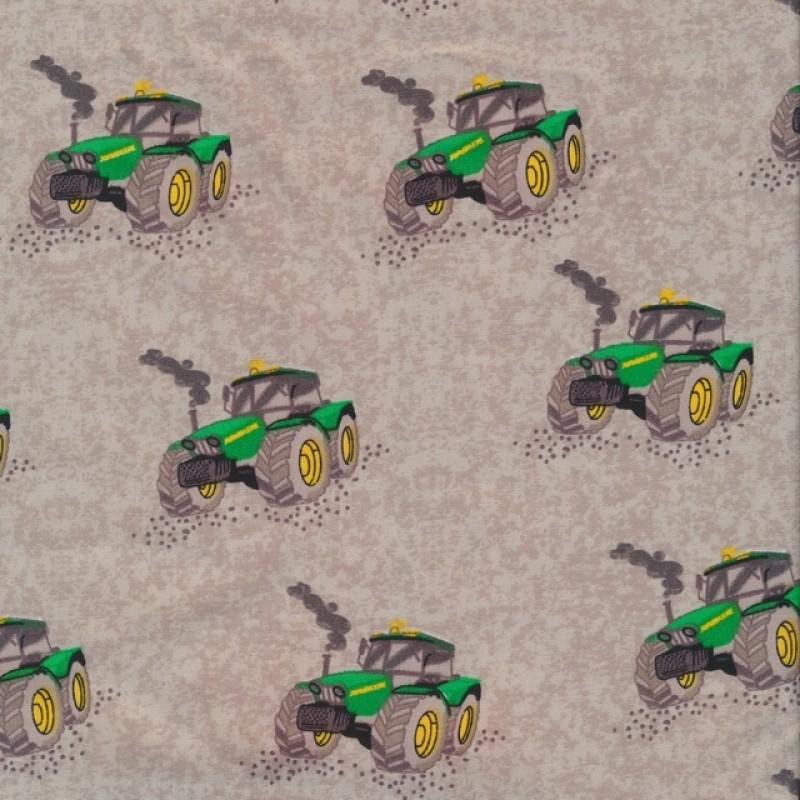 Bomuldspoplinkotexilysgrmedtraktor-313