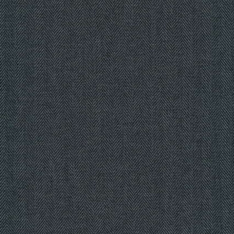 Sildebens-vævet polyester koksgrå