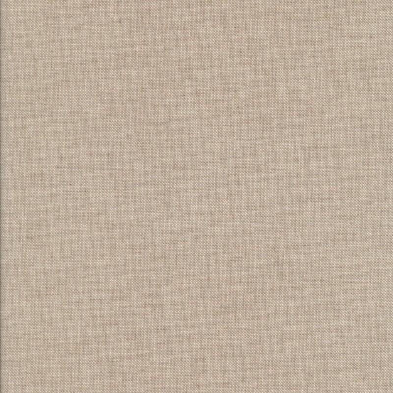 Hør-look bomuld/polyester-33