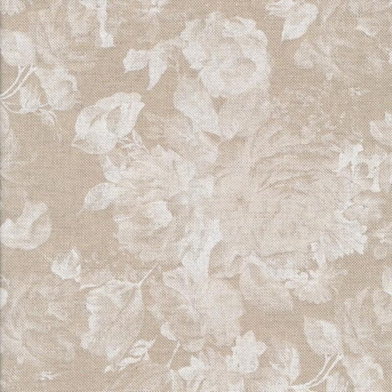 Hør-look med hvide blomster-35