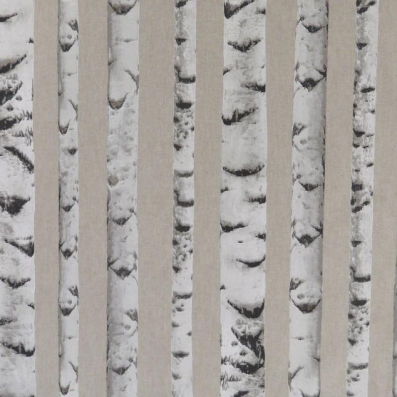 Hør-look med birketræ stammer-36