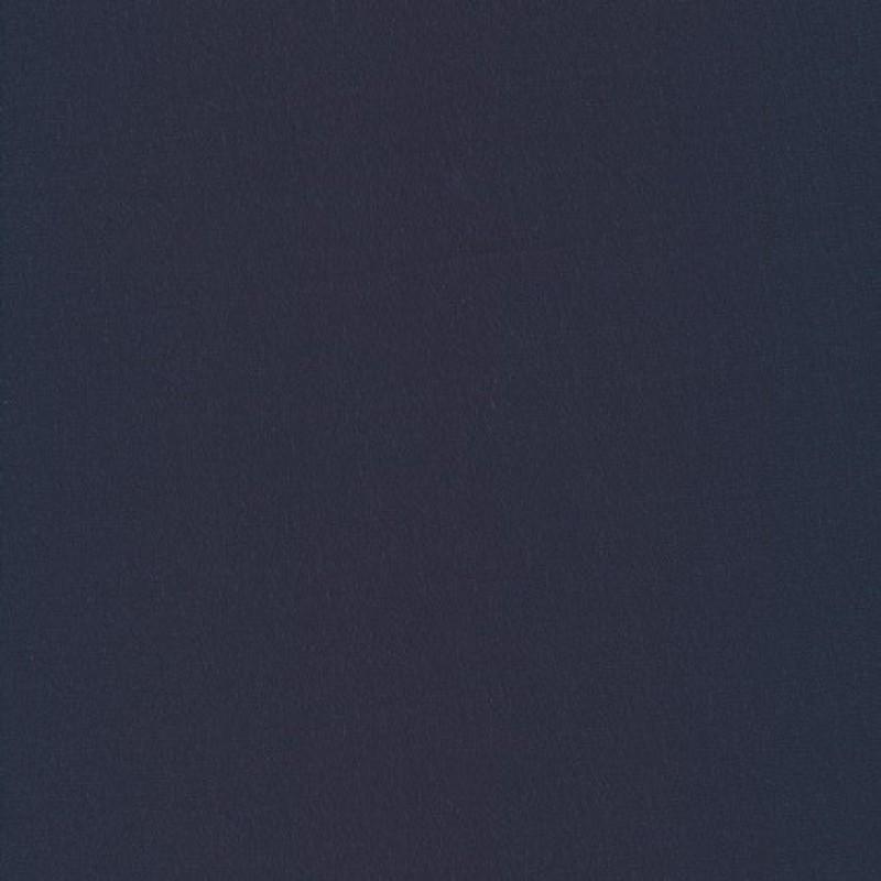 Rest Chiffon i støvet mørkeblå, 115 cm.