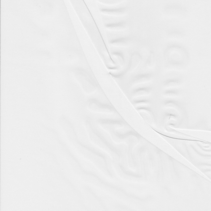 Chiffon i knækket hvid-36