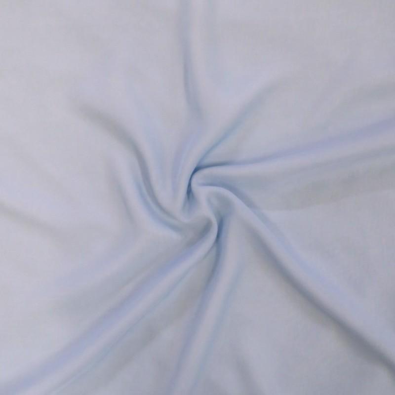 Chiffon i lyseblå-310
