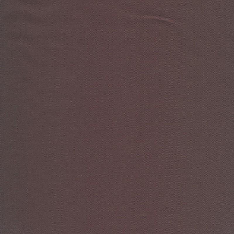 Rest Bomuldssatin med stræk, grå-brun 32 cm.-31