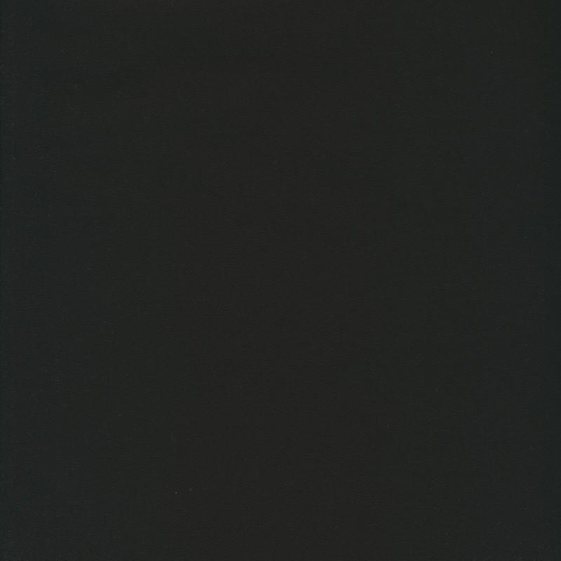 Twillvævet bomuld med stræk i sort-37