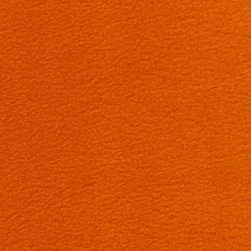 Fleece i orange