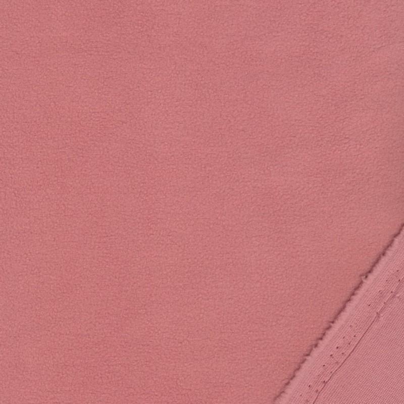 Micro Fleece i gammel rosa