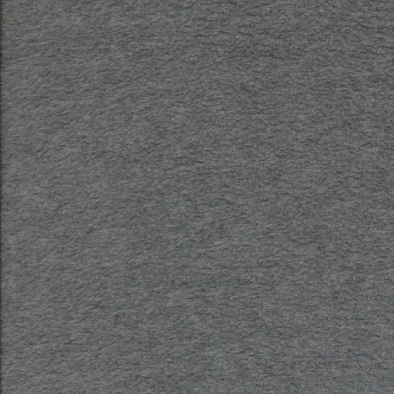 Fleece meleret i lysegrå