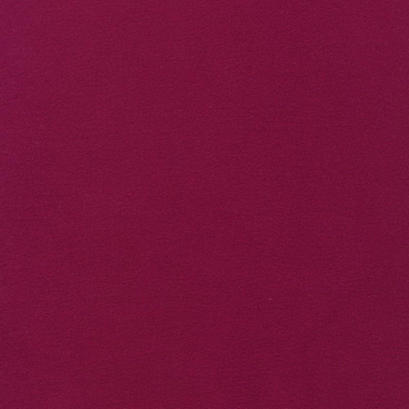 Fleece i mørk pink