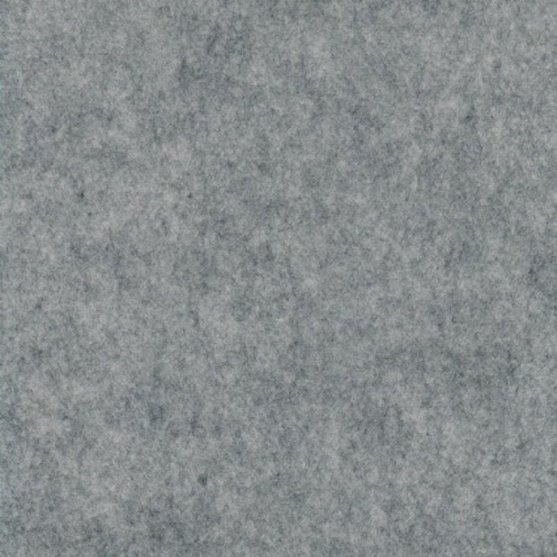 Bord-filt lysegrå meleret, 180 cm.