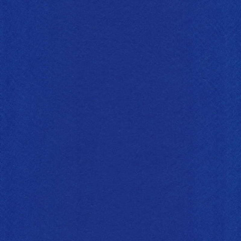 Bord-filt koboltblå, 180 cm.