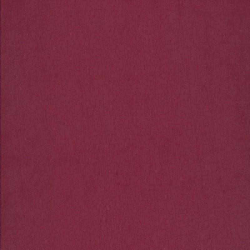 Industrifoer / Jersey foer, mørk rød/bordeaux