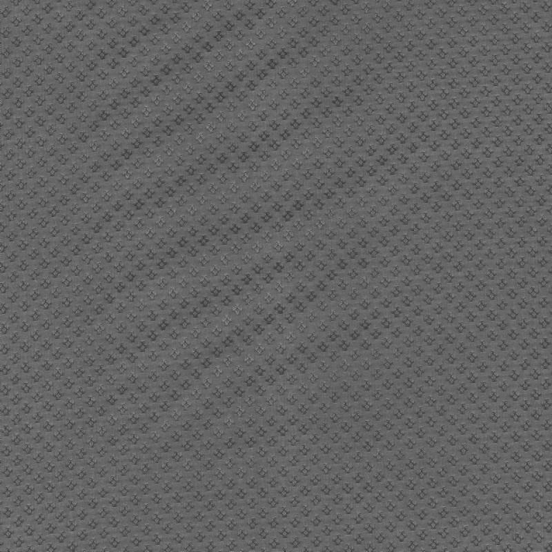 Viskose foer stål-grå med lille rude-38
