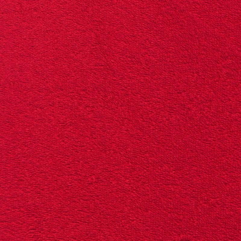 Frotté kraftig, rød-33
