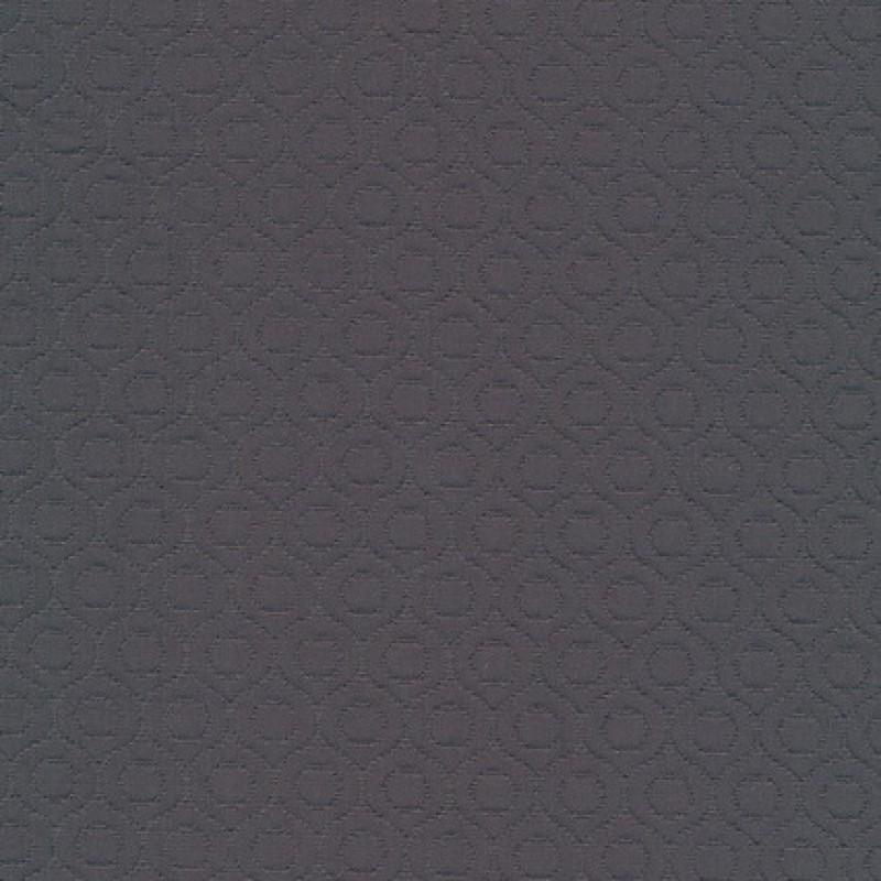 Grå jacquard-vævet m/cirkler-33