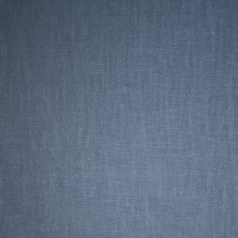 100% vasket ramie-hør i denim-blå-39