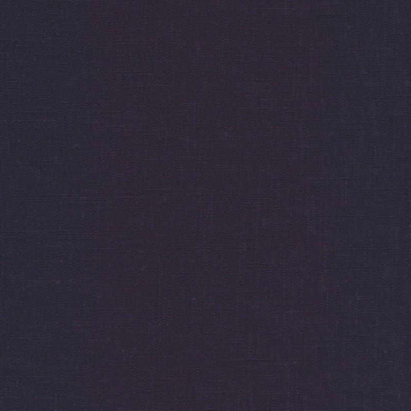 100% vasket ramie-hør i mørkeblå-38