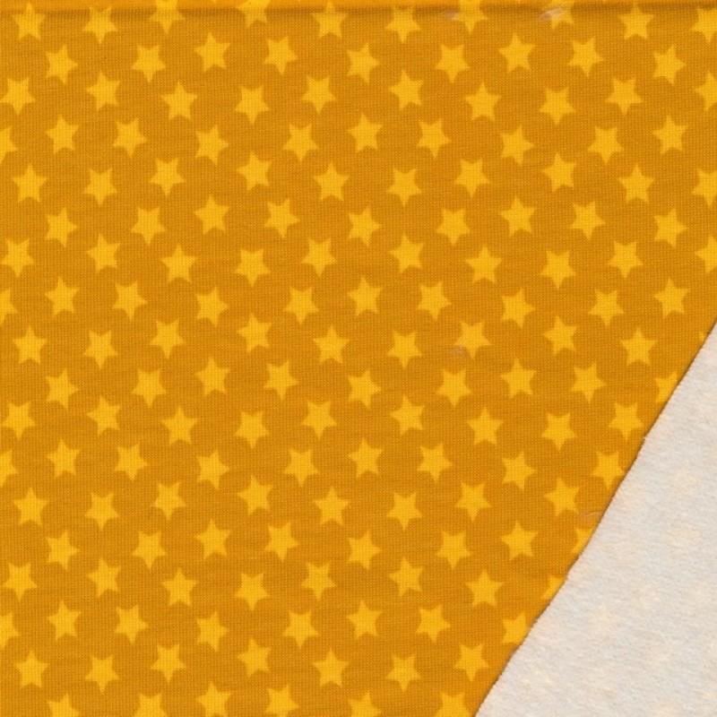 Isoli med stjerner i carry og gul-316