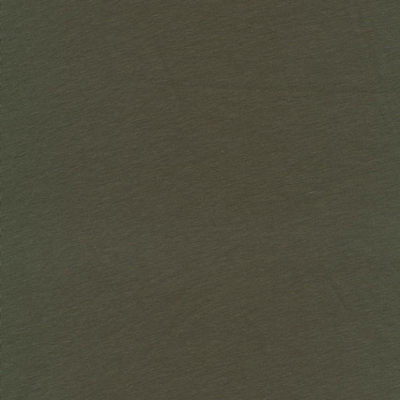 Jersey økotex bomuld/lycra, army