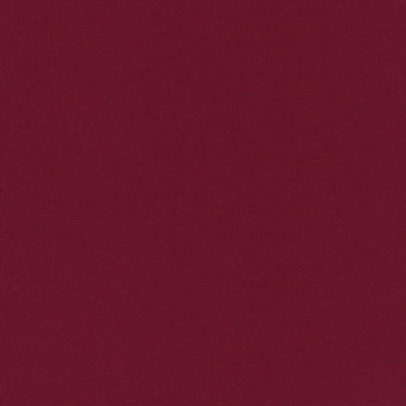 Jersey økotex bomuld lycra, bordeaux-31