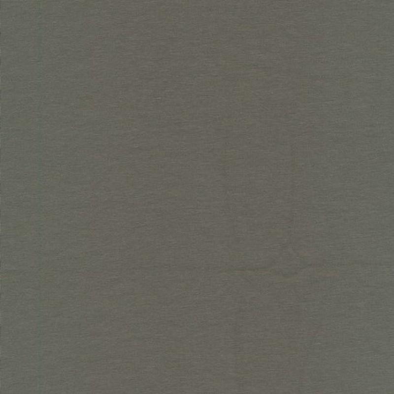 Jersey økotex bomuld/lycra, grå-grøn