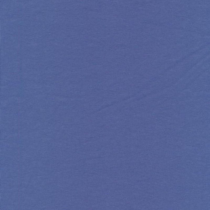 Jersey økotex bomuld/lycra, lavendel-blå-31