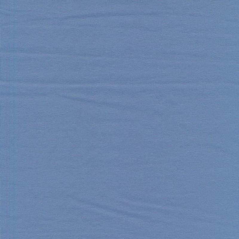 Jersey økotex bomuld/lycra, lys denim-blå-35