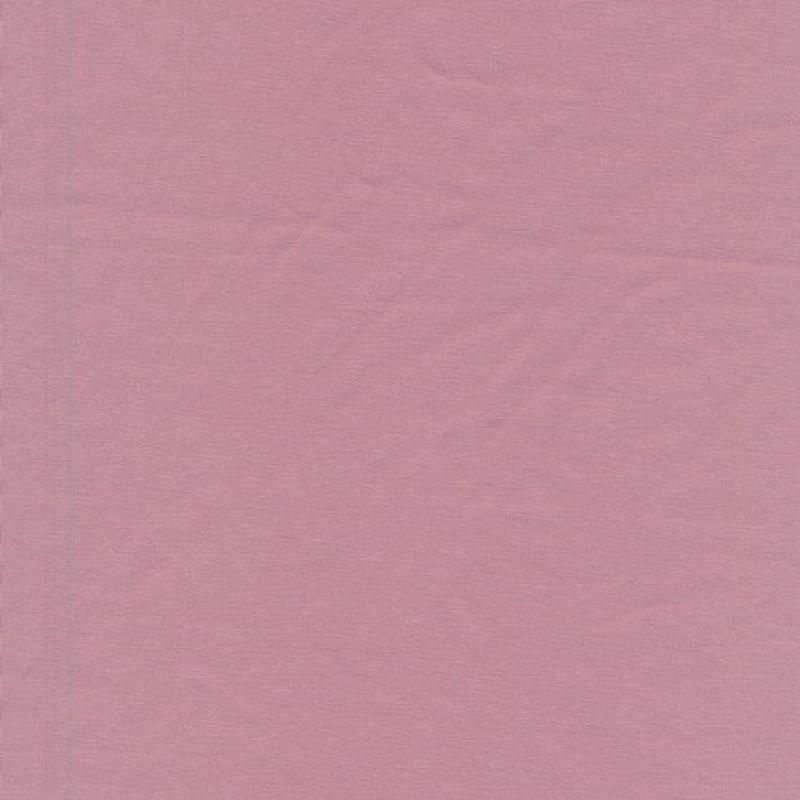 Jersey økotex bomuld/lycra, lys gl. rosa