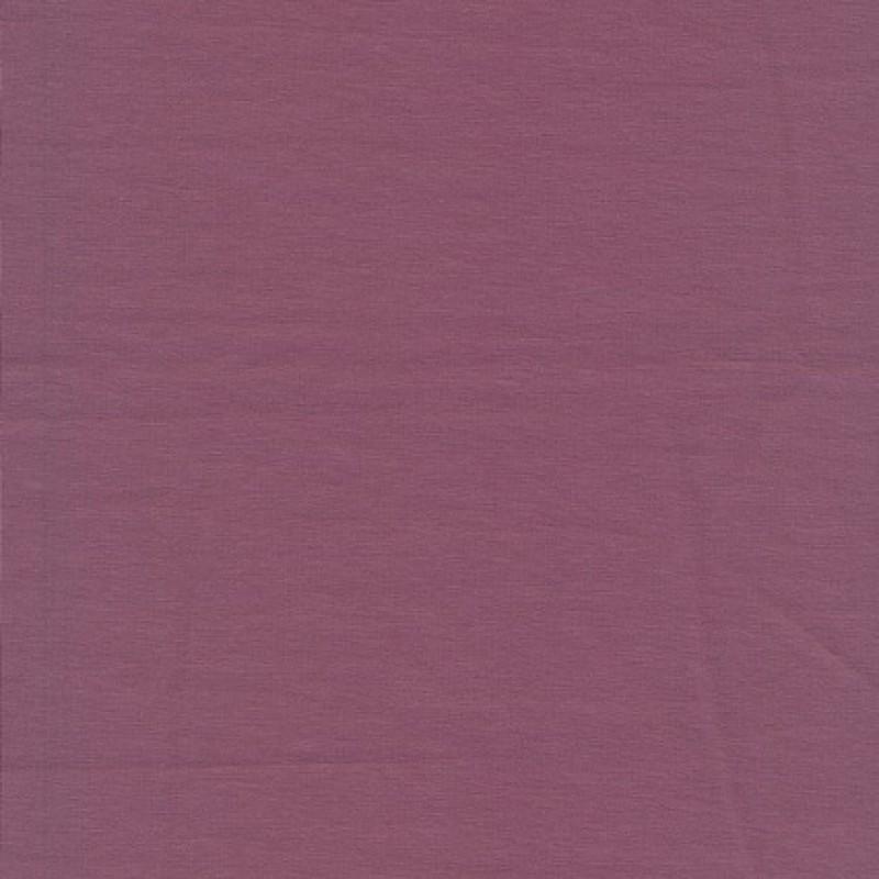 Jersey økotex bomuld/lycra, mørk gammel rosa