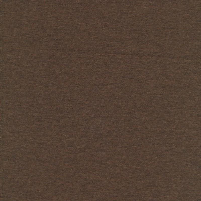 Jersey økotex bomuld/lycra meleret brun/sort-35