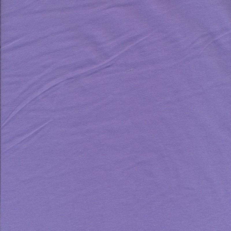 Jersey økotex bomuld/lycra, lys lavendel-lilla-32