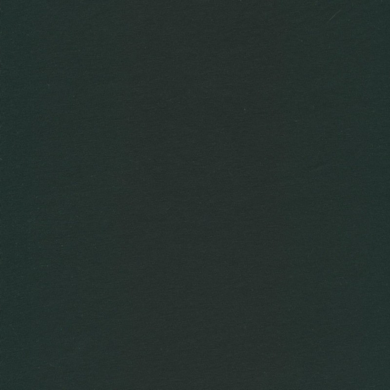 Jersey økotex bomuld/lycra, flaskegrøn