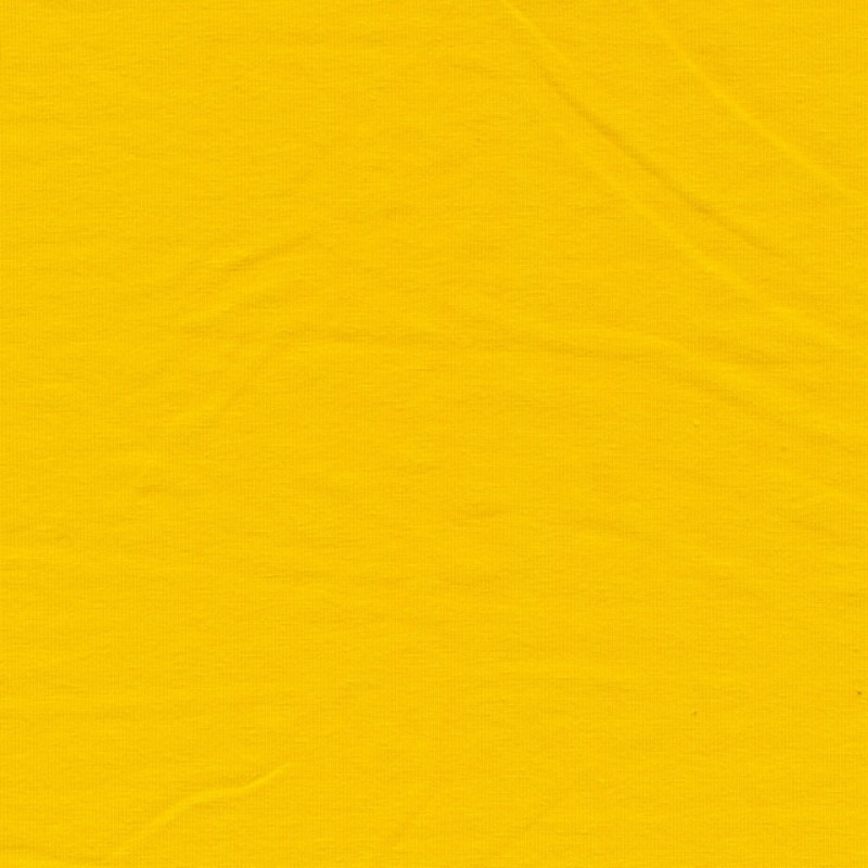 Jersey økotex bomuld/lycra, klar gul-32