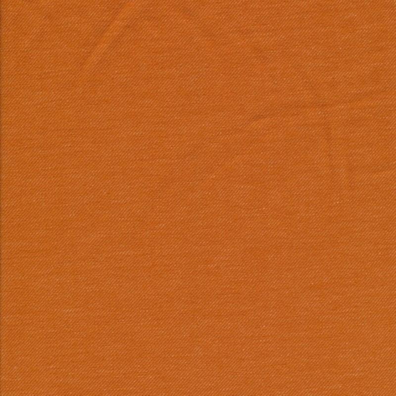 Jersey cowboy-look grov i lys støvet orange-35