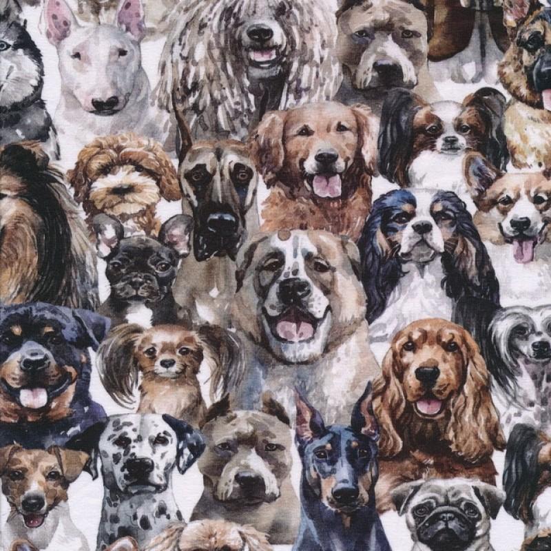 Bomuldlycrakotexmdigitalttrykihvidmedhunde-35