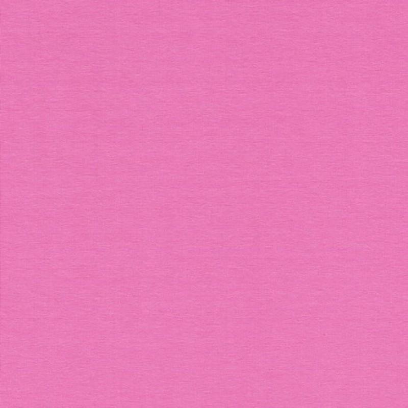 Jersey økotex bomuld/lycra, lyserød