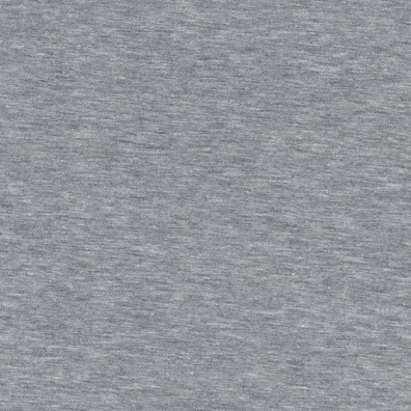 Jersey økotex bomuld/lycra, lys grå-meleret-31