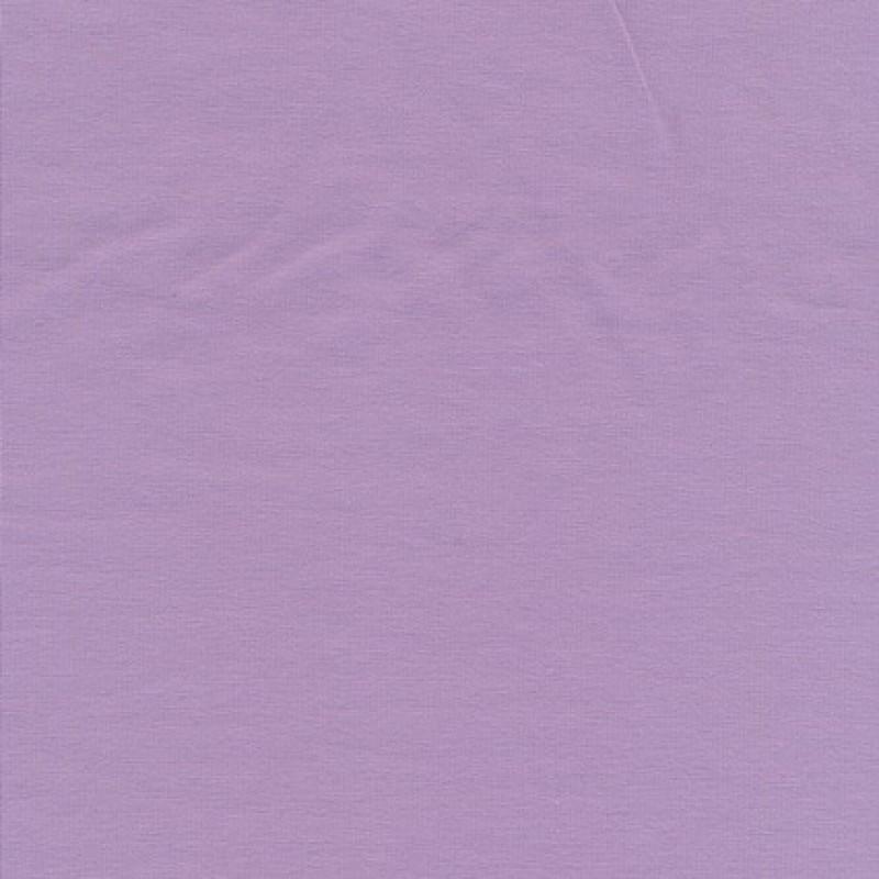 Jersey økotex bomuld/lycra, lyselilla-31