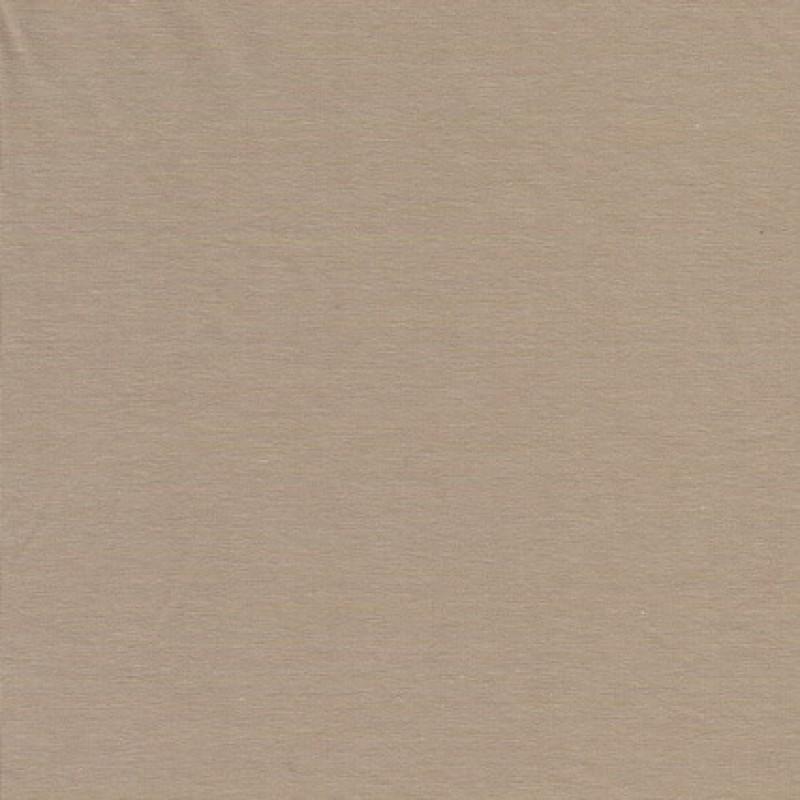 Jersey økotex bomuld/lycra, beige-31